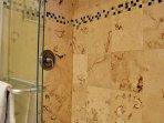 19-Renovated master bathroom