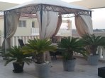 Very big  prive roof garden 120 m2 with sea view & mountain