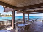 Keone Room - great location to watch whales and turtles