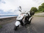 Book your scooter rental online at QUEBEC ORIGINAL TOURS and...
