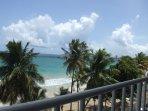 AMAZING BEACHFRONT APT/ GREAT LOCATION/ OCEAN VIEW / AT LAS GAVIOTAS, ISLA VERDE