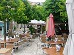 Aubeterre-sur-Dronne - lime trees, restaurants,  bars, shops, butchers, only 10 minutes away..