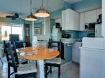 4-Kitchenette with dining space