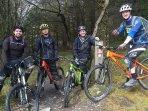 Great biking trails on and around Crashpad Lodges