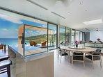Malaiwana Penthouse - Living spaces