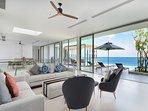 Malaiwana Penthouse - Modern living