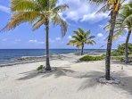 Escape to the Caribbean in 'Sea Dreams Villa,' a 2-bed vacation rental villa.