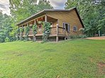 You're sure to have a memorable midwest escape at this Makanda cabin!