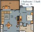 Aspens floor plan