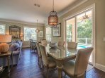 Dining Area's