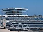 Alrededores, La Marina en el Puerto de Valencia