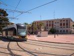 Alrededores, buenas comunicaciones con transporte público