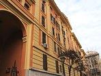 Our building - Via Pomponazzi