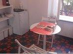 sala colazione riservata alla camera