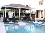 Pool at HG Villa, Barbados