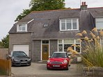Front of house with single garage and off road parking for 2-3 cars. Street parking is free also.