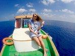Excursions boat ride