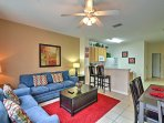 Situated just 3.5 miles from Walt Disney World Resort, this property is the perfect home base for an unforgettable...