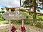 The condo is located in the magnificent Kihei Bay Vista community.