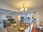 You'll love the open, inviting layout of this property.