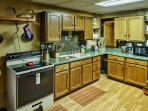 Make use of the well-equipped kitchen during your stay for delicious home-made meals.
