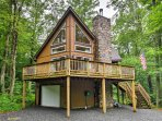 Soak up the sun on the lake or shred some powder at the nearby ski resorts while staying at this 4-bedroom, 2-bath...