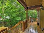 Step outside for fresh air!