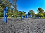 From pools and playgrounds, to lake beaches and tennis courts, the community has something for everyone to enjoy!