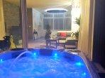 Appartement de charme avec spa privatif