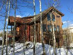 Located in a private setting, surrounded by an aspen forest. Perfect for quiet relaxation, with all the comforts and...
