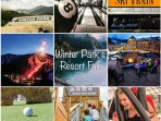 Fun activities at Winter Park Resort nearby