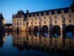 Le Château de Chenonceaux à 5 minutes à pied