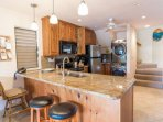 Fully Equipped Kitchen ... even Stackable Washer/Dryer ... Perfect Vacation Rental!
