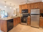 How about a Wonderful Meal? Gourmet Kitchen/Stainless & Granite