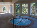 Oregon Vacation Rental Hot Tub