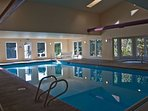 Indoor Pool Depoe Bay Oregon