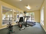 Fitness Center - Depoe Bay, Oregon