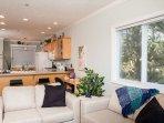 Depoe Bay Oregon Living Room