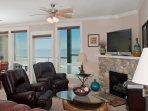 Vacation Rental Living Room