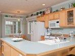 Kitchen - Vacation Rental