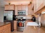 Beach Rental Kitchen