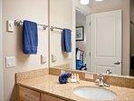 Vacation Rental Master Bath