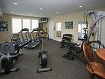 Oregon Beach Home Fitness Center
