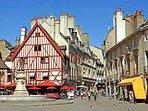 A Dijon, que l'on appelle aussi la ville aux 100 clochers