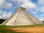 Chichen Itzá archeological site is 2 hrs driving