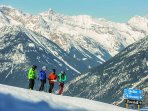 Sci Panorama Mountain Resort a breve distanza dal nostro chalet