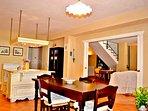 Villa a Viagrande - Elegante Sala da Pranzo & Cucina in stile