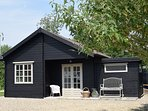 Little Morley Lodge is a cosy rural retreat for two, set in beautiful gardens in Suffolk