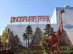 Dinosauria Park in Gournes