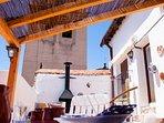Alojamiento en Arévalo con  terraza y barbacoa